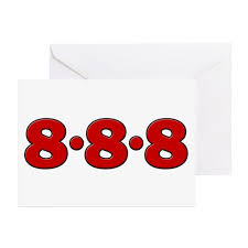 888 casino games - do lucky numbers matter?